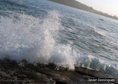 La fuerza del mar