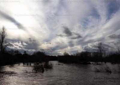 Agua y cielo