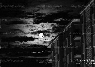 Luz de luna lunera