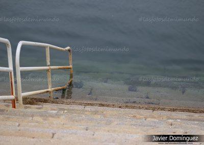 Escalera al mar