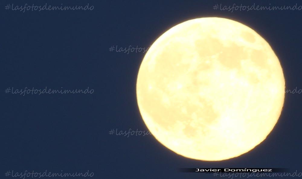 Super luna de agosto